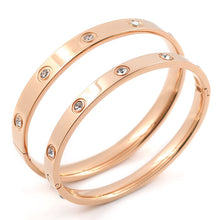 Luxury Stainless Steel Charming Cuff Bracelet - Divinesolutions