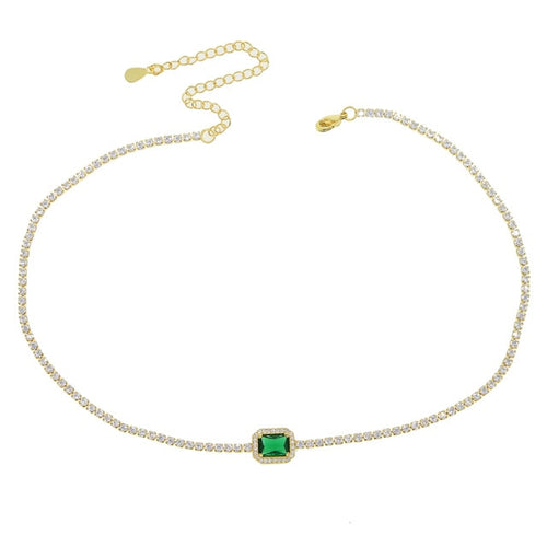 Gina Choker Necklace - Divinesolutions