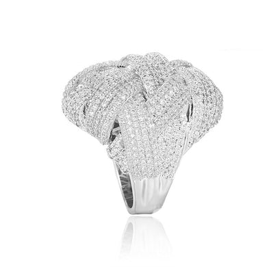 Dionne Luxury Cubic Zirconia Ring - Divinesolutions