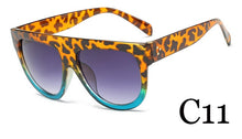 Big Cat Eye Sunglasses - Divinesolutions