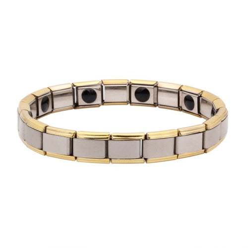Alice Energy Two Tone Bracelet - Divinesolutions