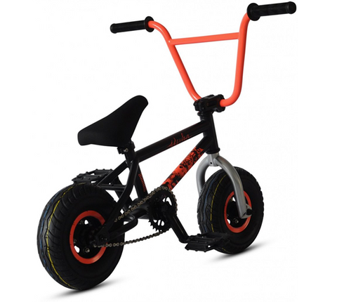 ALPHA MINI BMX (WITH 3PC CRANKS)