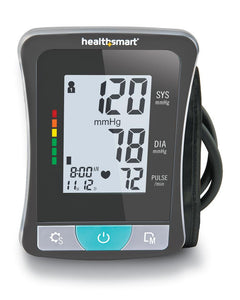 Healthsmart Select Upper Arm Blood Pressure Monitor