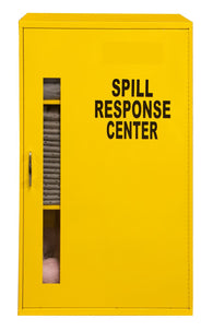 Durham Yellow Large Spill Control/Respirator Cabinet