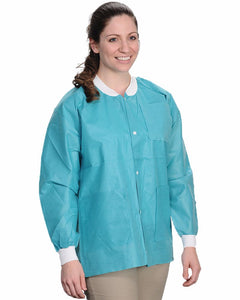 Disposable Lab Jackets