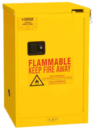 Durham Steel 4 Gallon Flammable Tabletop Storage Cabinets
