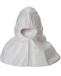 (100/Case) ProMax White Disposable Hood Covers - Similar to Tyvek