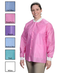 Light Weight Disposable Lab Jackets