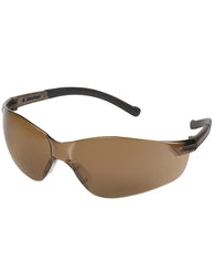 (12/Case) Inhibitor Brown Smoke Safety Glasses - Brown Smoke Lense