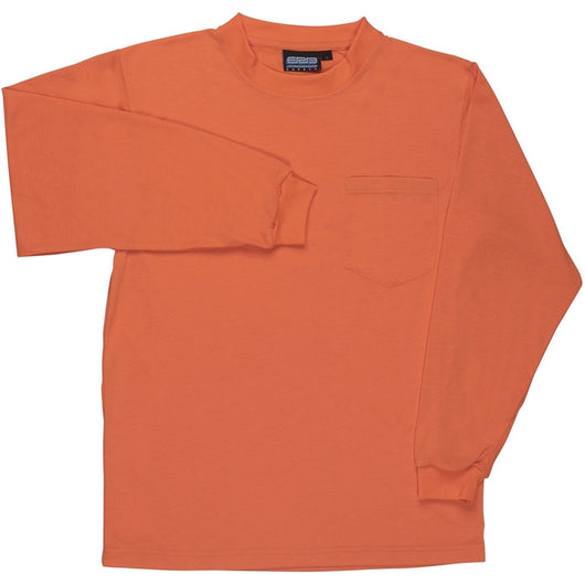 Non ANSI Hi-Viz Orange Long Sleeve T-Shirt