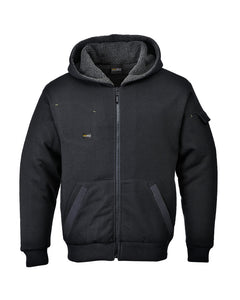Portwest Black Pewter Jacket