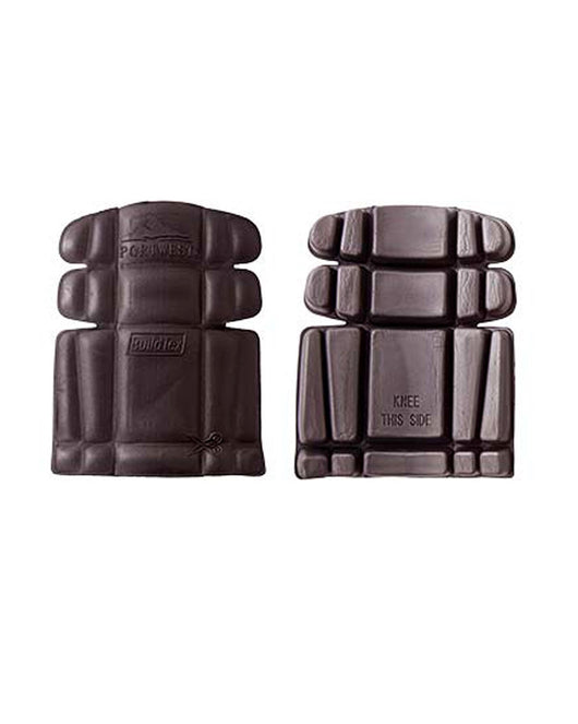 (6/Case) Portwest Black Knee Pad