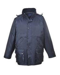Class 3 Portwest Navy Perth Stormbeater Jacket
