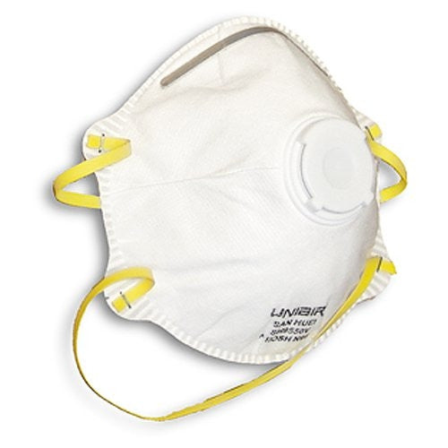 Particulate N95 Respirators Approved Niosh Valve With Exhalation Pack 30