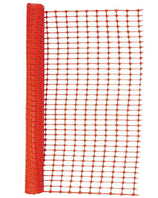 Orange Safety Fence 4' x 100' Roll