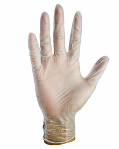 Clear Poly Disposables Gloves