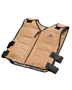 Phase Change Cooling Vests