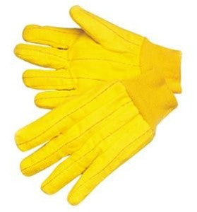 Gold Fleece 18 oz Cotton Chore Winter Work Gloves