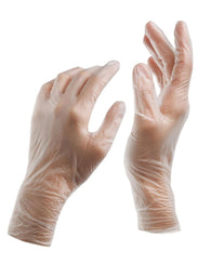 Vinyl Disposable Powder Free Industrial/Foodservice Gloves