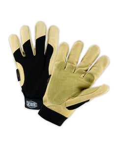 Winter Lined Ironcat® Heavy Duty Leather Performance Gloves