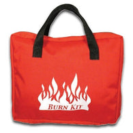 32 Piece First Aid Emergency Burn Kit