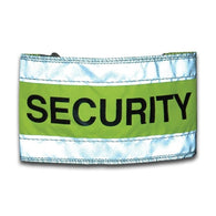(6/Case) Security Reflective High Visibility ArmBand