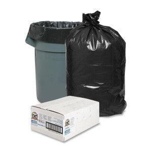 (100/case) Contractor Trash Bags Size 32