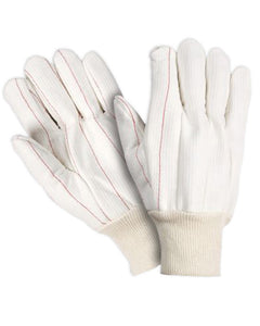 Heavy Weight Corded Poly/Cotton Gloves