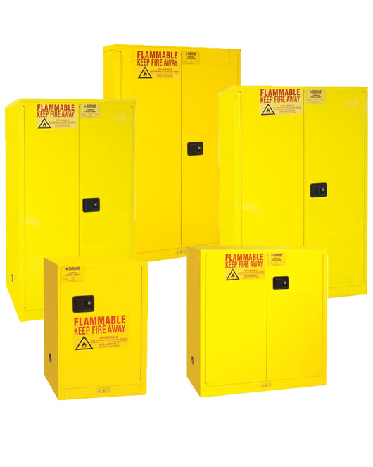Durham Steel Manual Closing Flammable Storage Cabinets