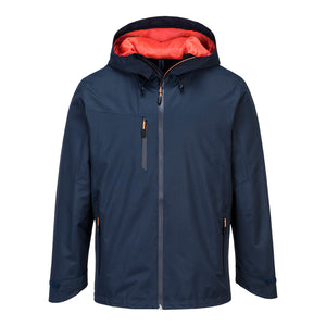 Portwest X3 Shell Jacket - Navy