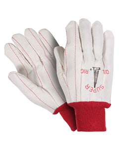 Super Oil Rig Extra Heavy Weight Poly/Cotton Gloves