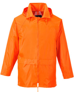 Portwest Orange Rain Coat