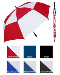 "(3/Case) 68"" Huge Windbuster Golf Umbrella"