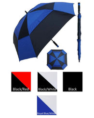 "(3/Case) 60"" Square Golf Umbrella"