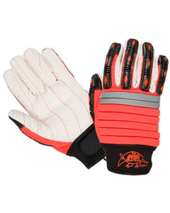 Arma Tuff Orange Impact Glove