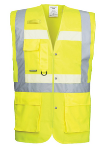 Class 2 Portwest Glowtex Triple Safety Vest