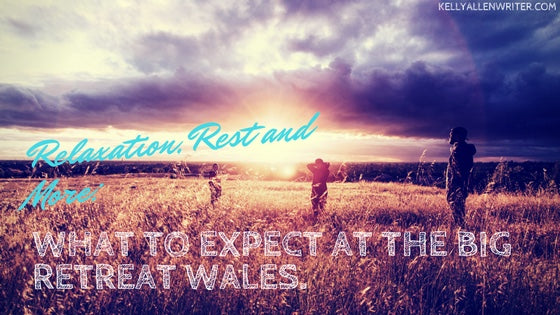 Relaxation, Rest and More: What to Expect at the Big Retreat Wales