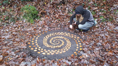 Jon Foreman - Land Art/Nature Mandalas