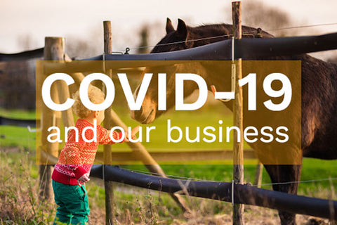 CLOVID-19 and our equestrian business