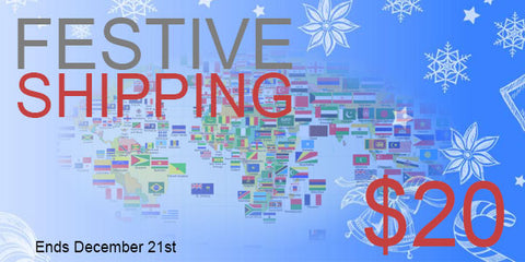 Festive Equestrian Shipping Offer