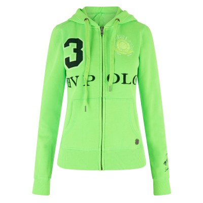 Ladies Sweater Favouritas LTE LS NEON by HV Polo