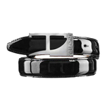 Ladies Patent Leather Belt by Tucci