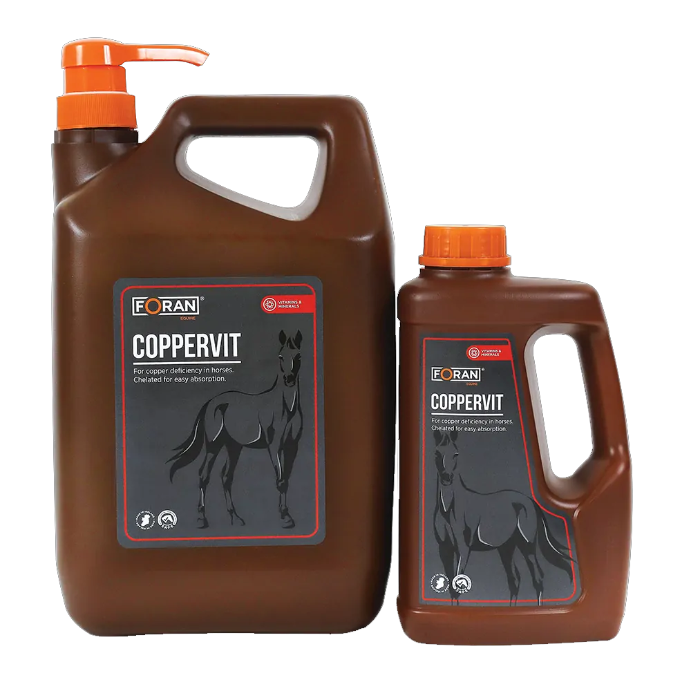 Coppervit by Foran