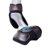 eUltra Rear Fetlock Velcro Protection with Lower Guard by eQuick