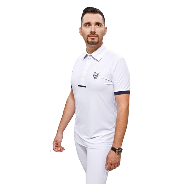 Mens Casual Polo by Lotus Romeo