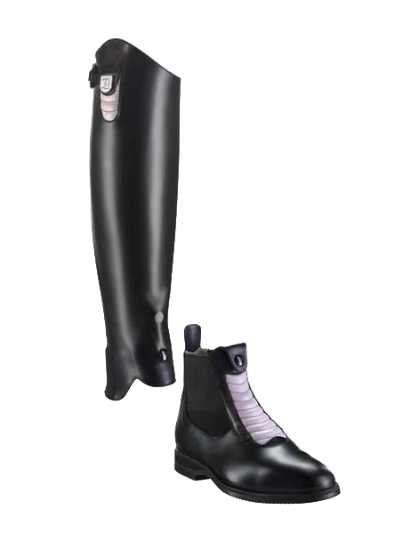 Tucci Short Boots Harley Color Edition