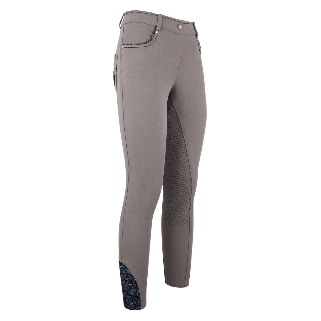 Ladies Breeches with Fullseat Silicone Lana by HV Polo