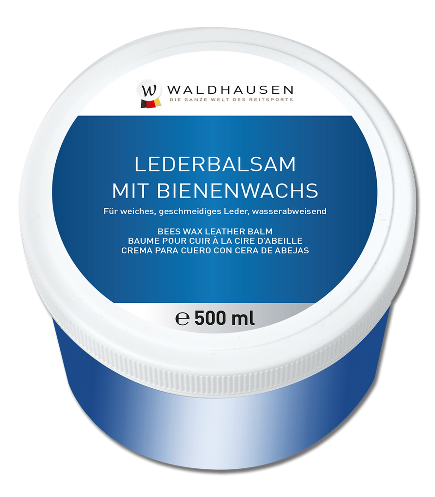 Bees Wax Leather Balm by Waldhausen
