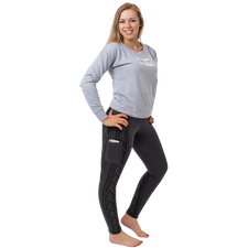 9741c572843d8 Ladies Bishop Fleece Lined Riding Tights by Hardy Etc