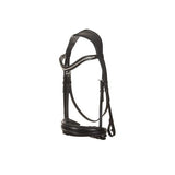 Leather dressage bridle by Limo Bits